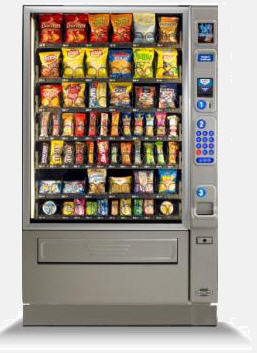 vending machine investment opportunities