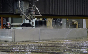 Industrial Cutting Methods Such as Water Jet Cutting are applied to a Diverse Range of Heavy-Duty Materials