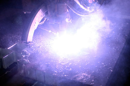 Precise Plasma Cutting Process