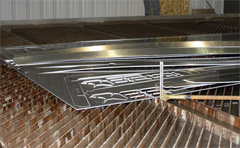 Peel waterjet services