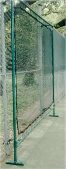 Fence Mount Rebound Net